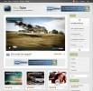 Referensi Disain Web :: Beberapa model disain web yang populer